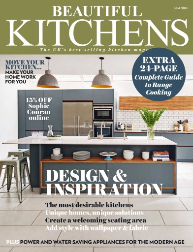 Weu0027re Very Pleased To Have One Of Our Kitchens Featured In The April 2014  Issue Of Beautiful Kitchens Magazine. The Neptune Suffolk Kitchen, Painted  In Dove ...